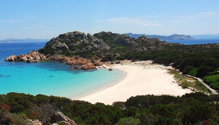 a picture of sos aranzos beach