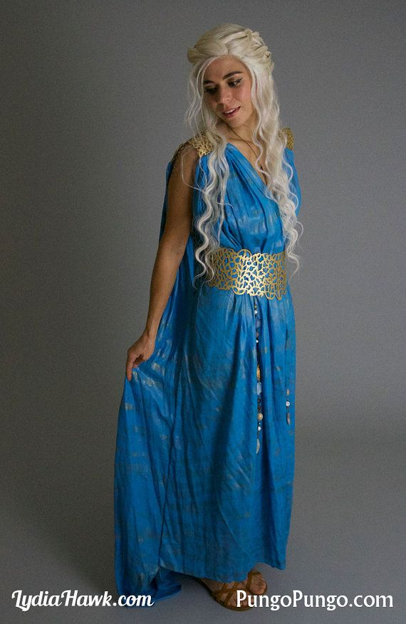 "Daenerys Targaryen of Game of Thrones Costume | 5'3"" Qarth ..."
