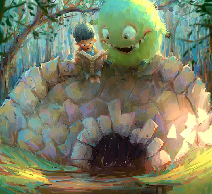 Love this illo by Marco Bucci  http://marcobucci.blogspot.com/