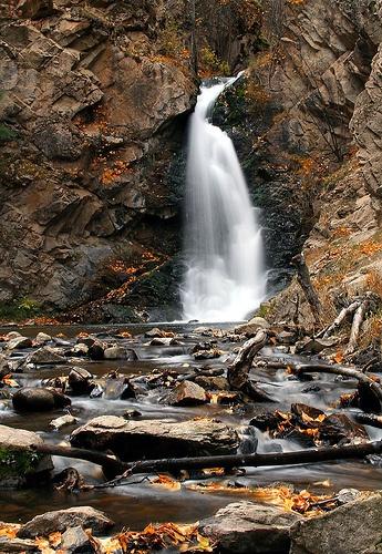 Hardy Falls - Peachland, B.C. Canada