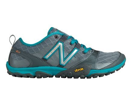 Womens New Balance Minimus 10v3 Trail Running Shoe at Road Runner Sports