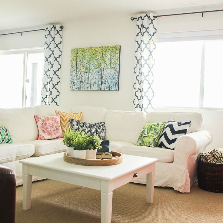 FrogTape Paintover Challenge Family Room Makeover