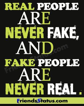 fake/real
