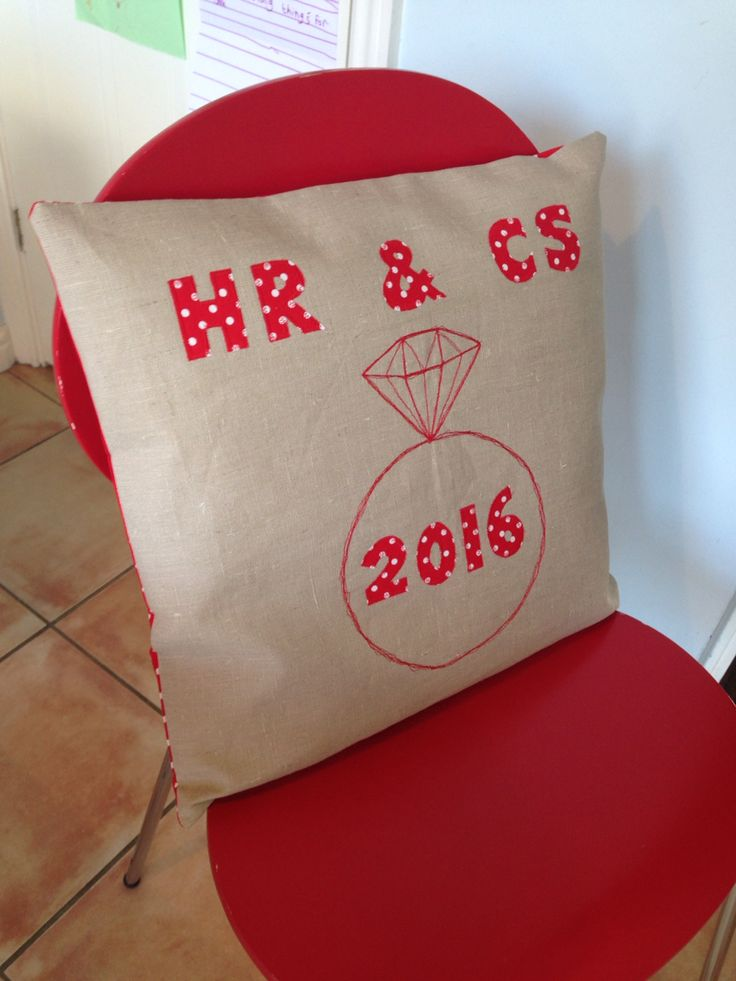 Engagement cushion
