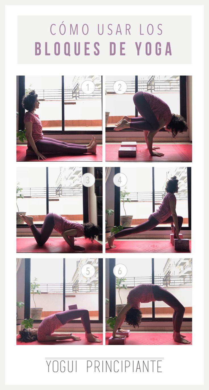Cómo usar los bloques de yoga   Posturas de Yoga con bloque de Yoga   Bloque de Yoga   Accesorios de Yoga   Yoga para Principiantes   Yoga en español   YoguiPrincipiante.com Best Cardio Workout, Gym Workouts, Best Weight Loss, Weight Loss Tips, Reiki, Pilates, Yoga Iyengar, Yoga Block, Yoga Tips