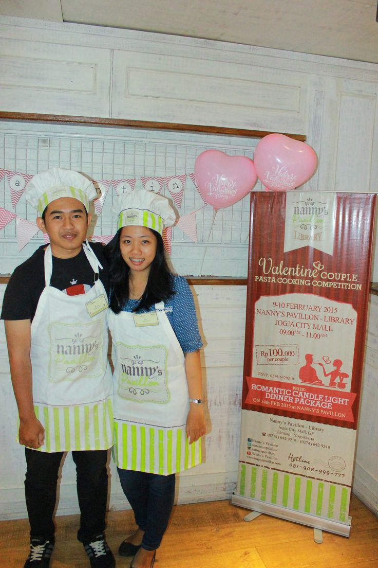 Couple Cooking Competition