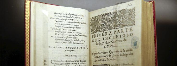 Miguel de Cervantesreflejó en sus obras el estado de las ciencias de su época,en una España que algunos expertos consideran pionera en tecnología.