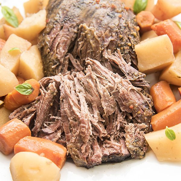 This beef roast is the best, with only a few ingredients its cooked to perfection in the slow cooker for several hours! Its perfectly tender, falls apart and is so great served with potatoes, carrots and onions on the side!  One of the best comfort food meals in the world is a pot roast. A...Read More »
