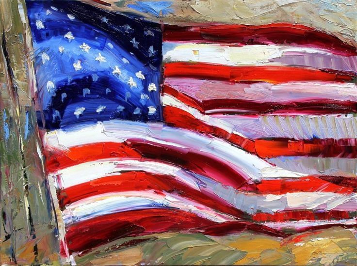 12 best images about american flag art on pinterest god for Americas best paint