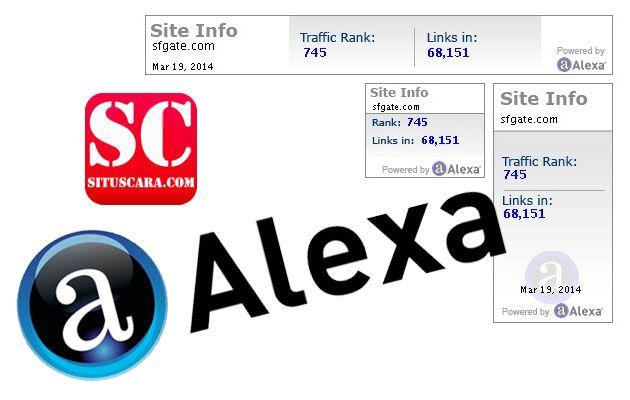 Cara Daftar, Claim, Verifikasi dan Pasang Widget Alexa