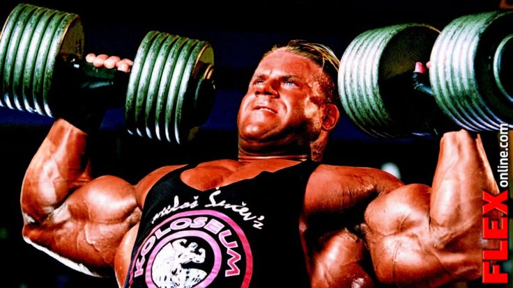 Jack up the intensity of your delt training with Jay Cutler's double superset routine.