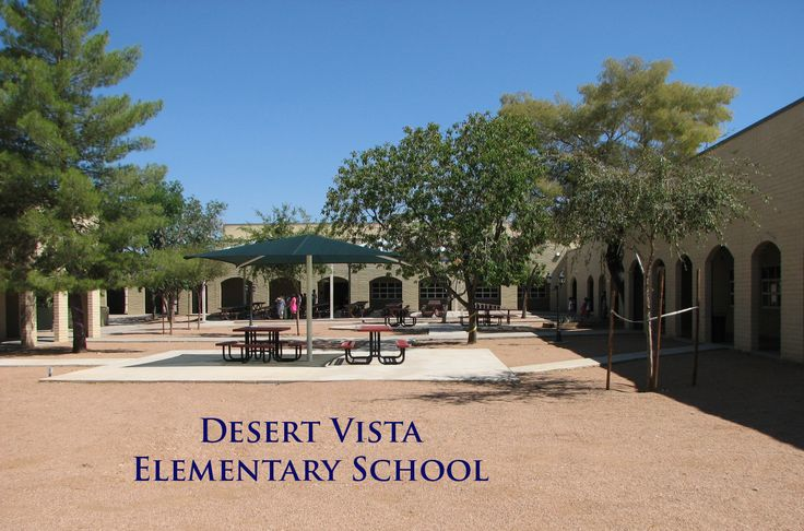 Desert Vista Elementary School In Apache Junction Az
