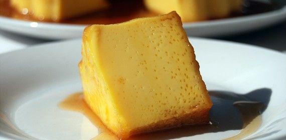 Découvrez la recette de ce pudding portugais au lait très doux.