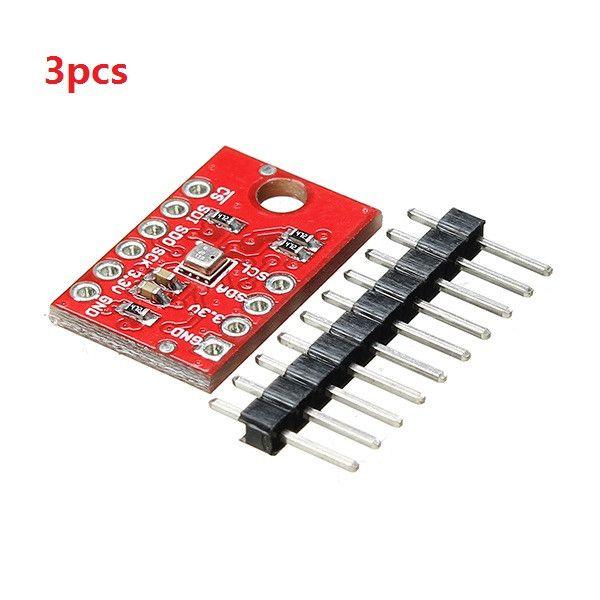 3pcs CJMCU-BME280 Embedded High Precision Atmospheric Pressure Altitude Sensor Module For Arduino