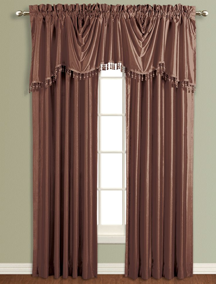 40 Best Rod Pocket Curtains Images On Pinterest Rod Pocket Curtains Pockets And Valances