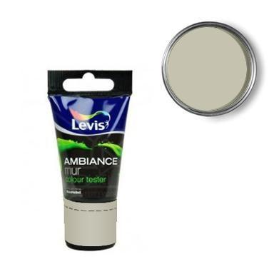 Image de Peinture murale Levis 'Ambiance' Extra mat artichaut 40 ml