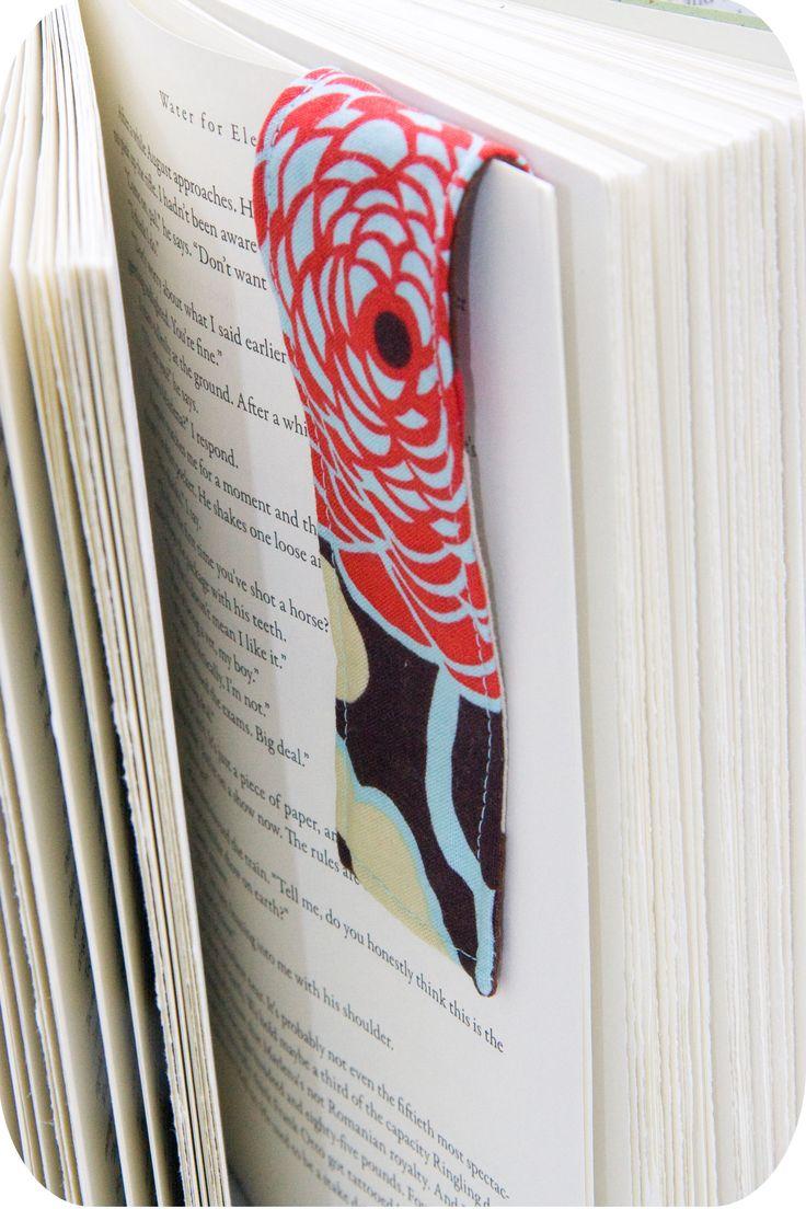 DIY Magnetic Bookmark TUTORIAL
