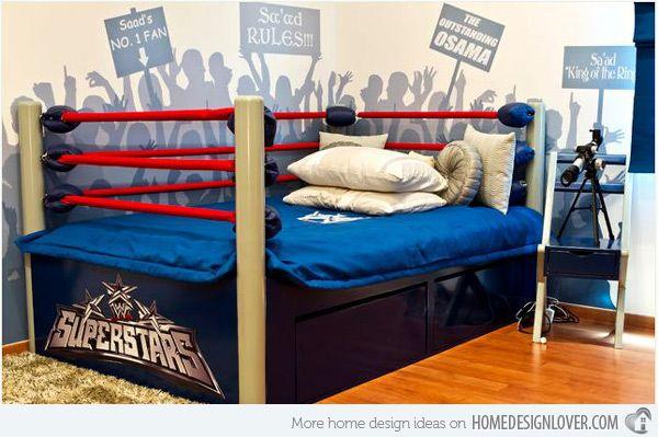 8 YEAR OLD BOYS ROOM | 15 Boys Themed Bedroom Designs | Home Design Lover