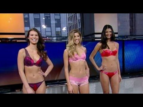 Adore Me offers a new way to buy affordable lingerie - YouTube