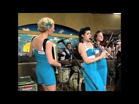 Mr Sandman THE SWING COMMANDERS - YouTube