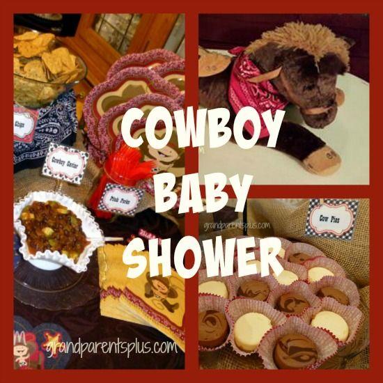 Baby Shower Cowboy Theme: Cowboy Baby Shower On Pinterest