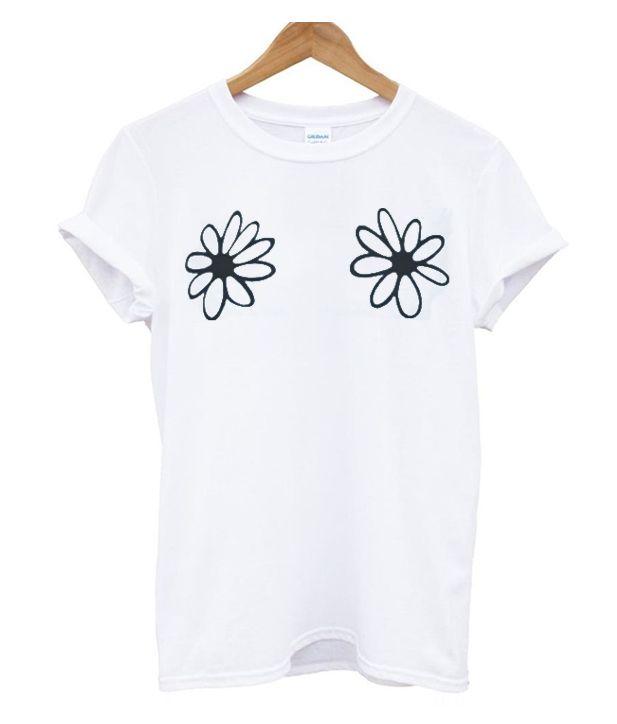 White daisy tits