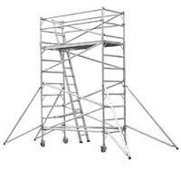 """Manufacturer and Exporter of <a href=""""http://www.sendhamarai.in/aluminium_scaffolding_bangalore.html"""">Aluminium Mobile Tower Scaffold</a> such as Mobile Tower Scaffold."""