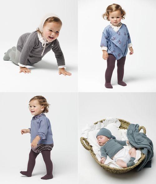 Moda infantil de Nicoli   Otoño/Invierno 2011/12