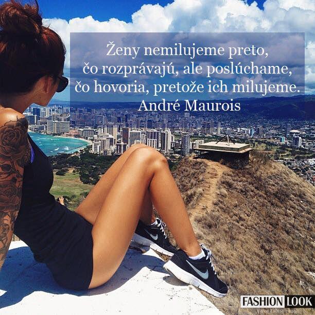 #fashionlook #citaty #Maurois