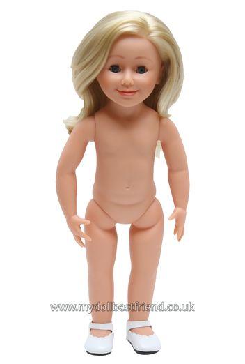 WeGirls doll measurements