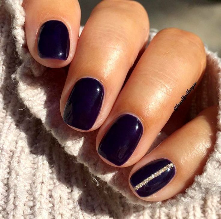 Opi Gel Polish O Suzi Mio Nail Trend 2019 This Dark Purple Gel