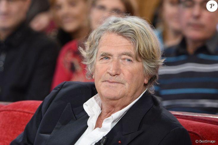 """Olivier de Kersauson - Enregistrement de l'emission """"Vivement Dimanche"""", qui sera diffusee le 15 decembre 2013"""