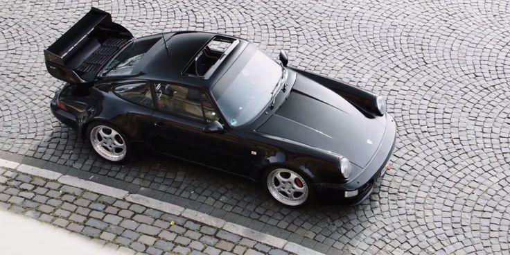 This Porsche 964 Turbo Shows How an Air-Cooled 911 Is a Tuner Car