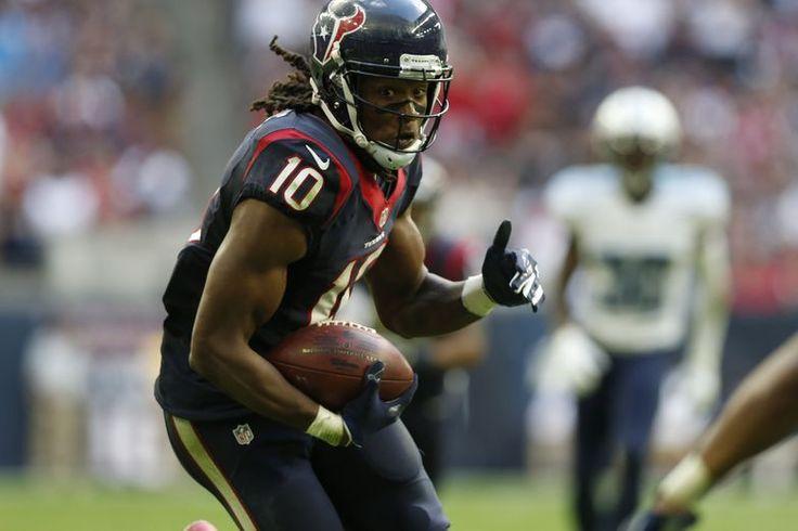 DeAndre Hopkins is the Houston Texans' next great receiver - SBNation.com
