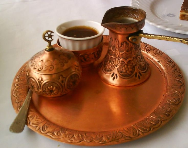How to make Turkish coffee  If you are doing this...you better do it right!!