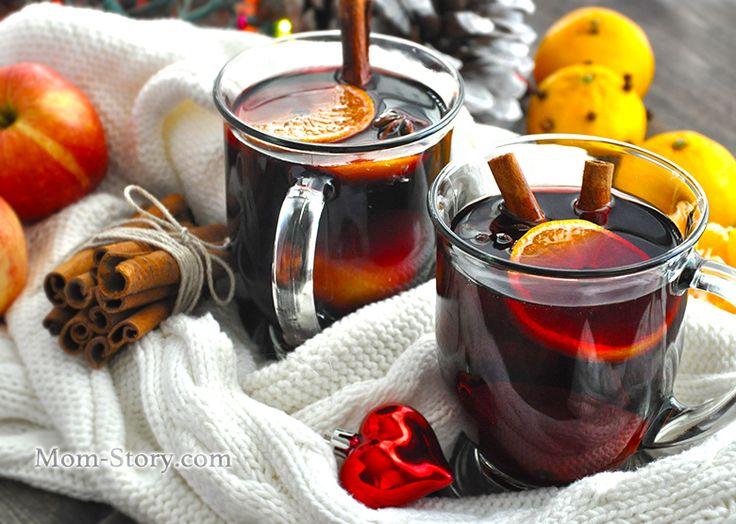 Как приготовить глинтвейн? Простой рецепт с пошаговыми фото. Глинтвейн это напиток на основе красного вина и специй. Он просто незаменим в холодное время года. Так приятно посидеть в кругу друзей с чашечкой согревающего напитка