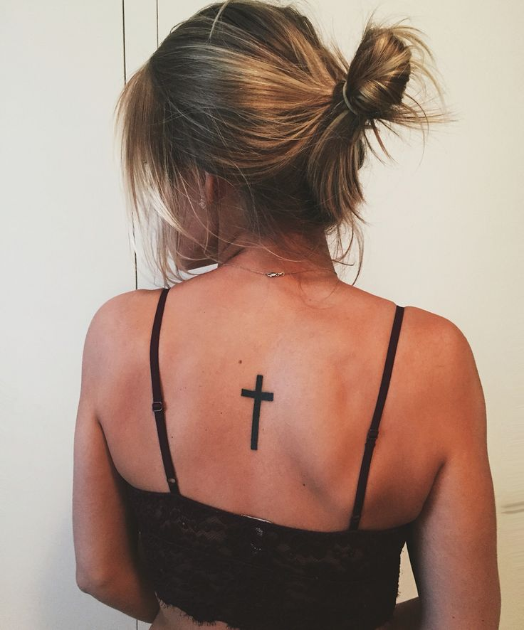 About Ink On Pinterest Cross Tattoos Sunflower And Yin Yang
