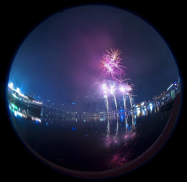 Fireworks, Darling Harbour,  19/03/2011