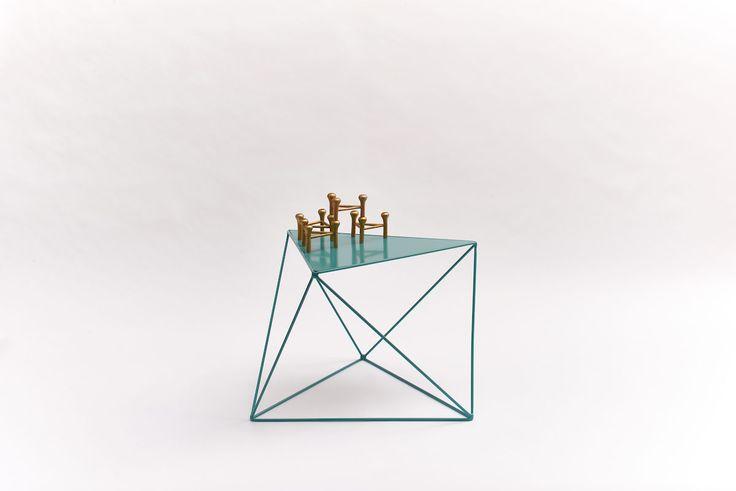 3 X60° – Mint Turquoise