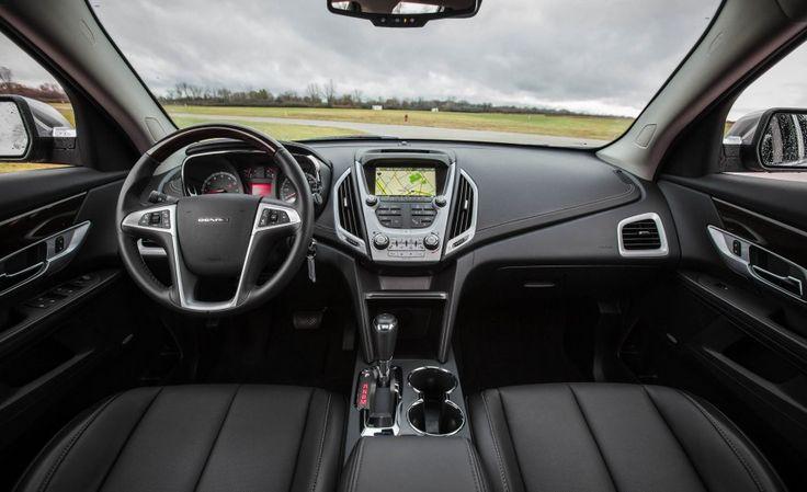 2016 GMC Terrain Denali AWD