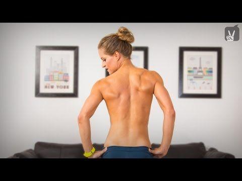 Fitness Power Back: Das schnelle Workout für einen starken Rücken! Mit Theraband.
