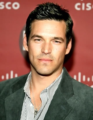 Eddie Cibrian...Now that is MY pick for Morelli in the Plum Series Movies!!