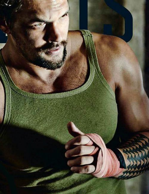 Jason Momoa Work Out | Jason Momoa Workout | Conan The Barbarian Gym Routine | Diet ...