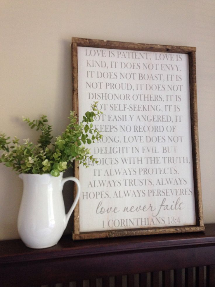best 25 1 corinthians 13 ideas on pinterest love never