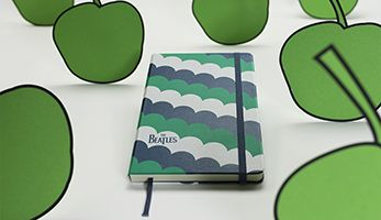 THE BEATLES LIMITED EDITION NOTEBOOKS COLLECTION