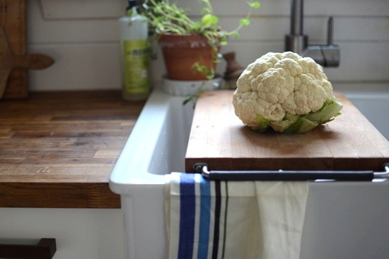 cauliflower!