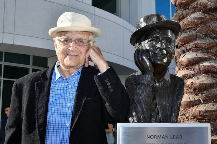 Honoring the legendary career of Norman Lear for his 95th birthday as part of 'The Interviews: An Oral History of Television' from the Television Academy Foundation  Find out more at: https://www.redcarpetreporttv.com/2017/07/25/honoring-the-legendary-career-of-norman-lear-for-his-95th-birthday-as-part-of-the-interviews-an-oral-history-of-television-from-the-television-academy-foundation/