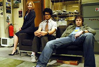 The IT Crowd - Wikipedia, the free encyclopedia