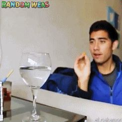 Magician Zach King ... The Ministry of Magic is going to be pissed! … lol