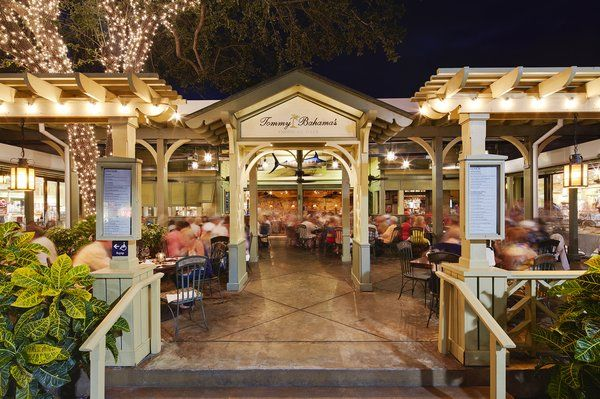 Outdoor Dining on Third Street | Tommy Bahama | Restaurant, Bar and Store on Third Street | Naples, Florida